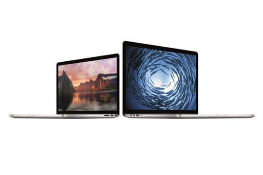 Des MacBook Pro totalement revus avec une barre tactile OLED?