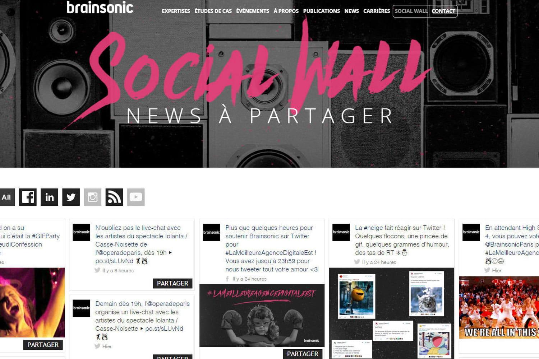Content Marketing : le Français Brainsonic lève 5 millions d'euros
