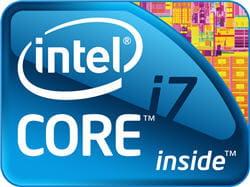 un logo core i7 présent, veut dire un pc avec 4 coeurs et qui va vite.