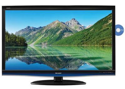 la gamme de téléviseurs avec lecteur bd intégré