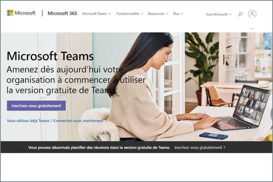 Microsoft Teams: le Slack de Microsoft se transforme en outil de visio