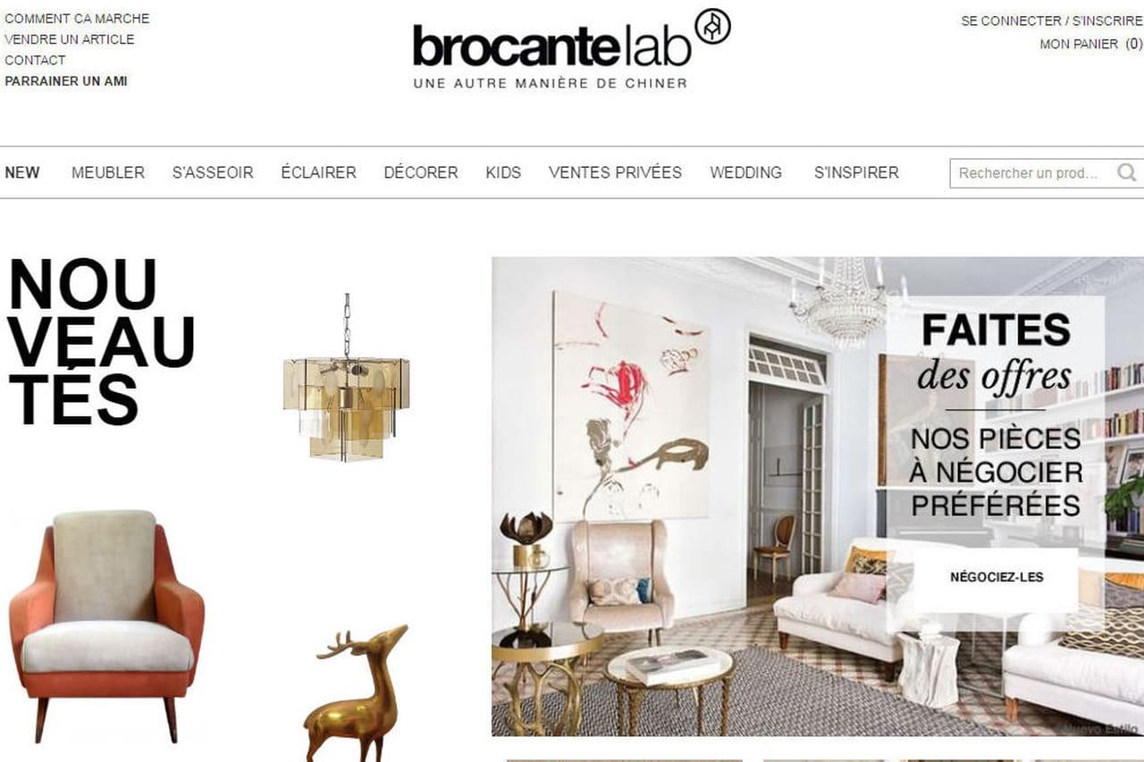 Brocantelab fait entrer accel son capital et change de nom - Brocante lab ...