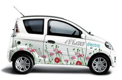 voiturette électrique
