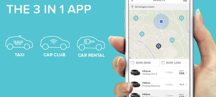 Europcar se reconvertit en hub de transport grâce au digital