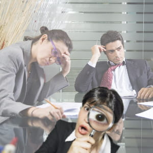 la démotivation est un signe que le managerpeine à transmettre àson équipe une