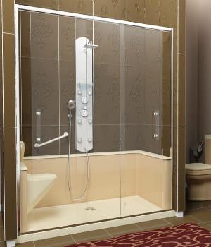brevetée, la dernière douche d' easyshower a été médaillée au concours lépine à