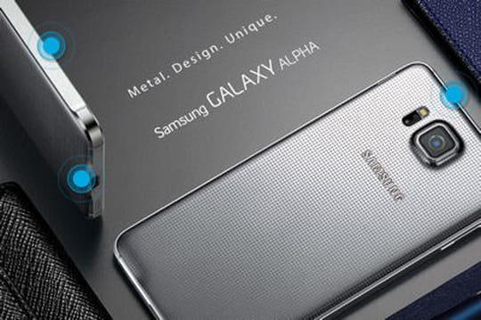 Samsung cherche à se relancer avec le Galaxy Alpha
