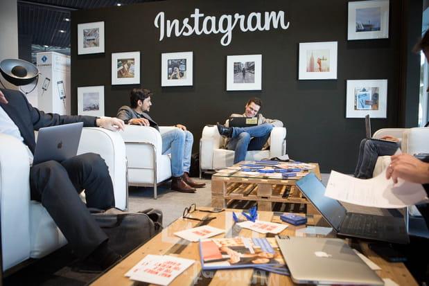 Facebook, Instagram nouveaux partenaires du salon