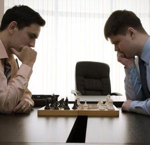 l'exercice de la négociation s'apparente souvent à une partie d'échecs.