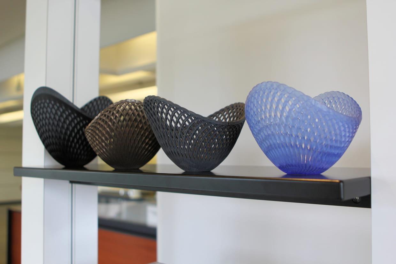des bols imprim s en 3d avec des mat riaux tr s diff rents. Black Bedroom Furniture Sets. Home Design Ideas
