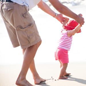 prenez le temps de profiter de votre enfant.