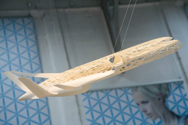 L'avion du futur