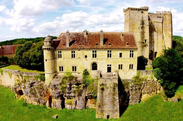 Château dans le Périgord