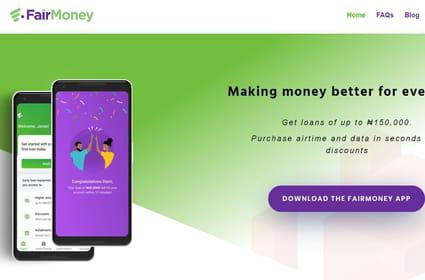 FairMoney lève 10millions d'euros pour lancer le N26des pays en développement