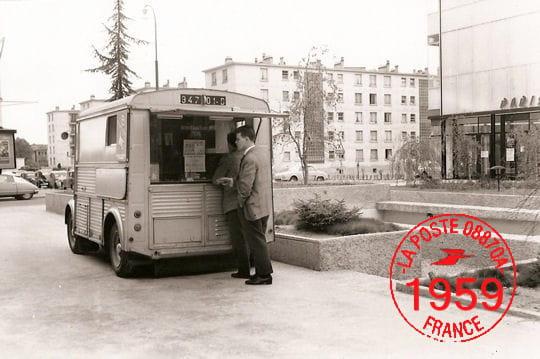 Proximité en 1959