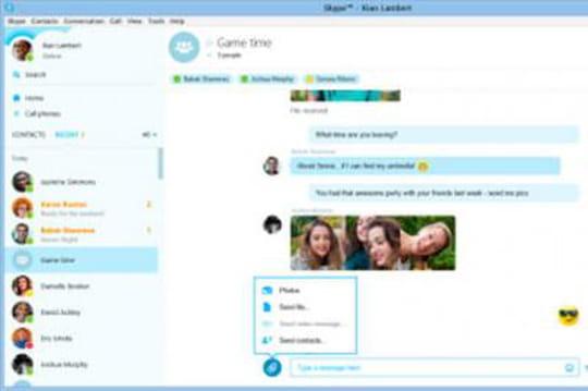 Microsoft met fin à Skype sur l'interface moderne de Windows8