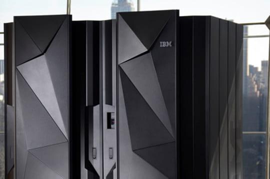 z13 : IBM livre un grand système taillé pour le Big Data