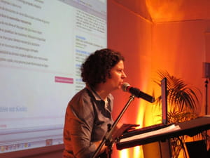nathalie peret  expose sa vision d'un site 'google friendly'