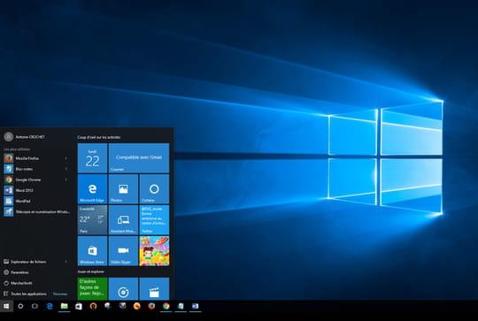 Windows 10Redstone 2: un lancement prévu pour mars 2017?