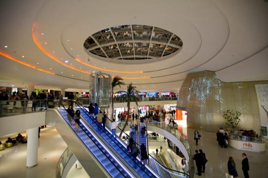 """Le Morocco Mall, le """"meilleur centre commercial au monde"""""""