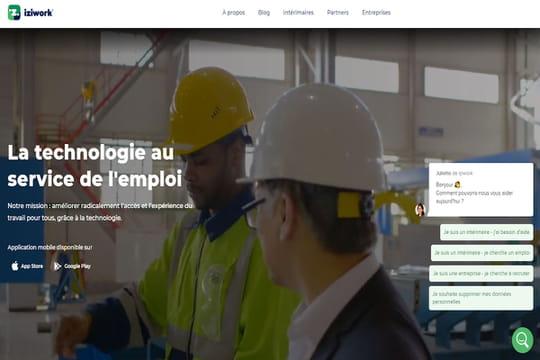 L'agence d'intérim 100% digitalisée Iziwork lève 35millions d'euros