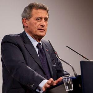 jean-cyril spinetta a récupéré le pouvoir exécutif chez air france-klm.