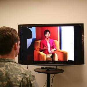 parler à un robot, plus efficace que parler à un psy ?