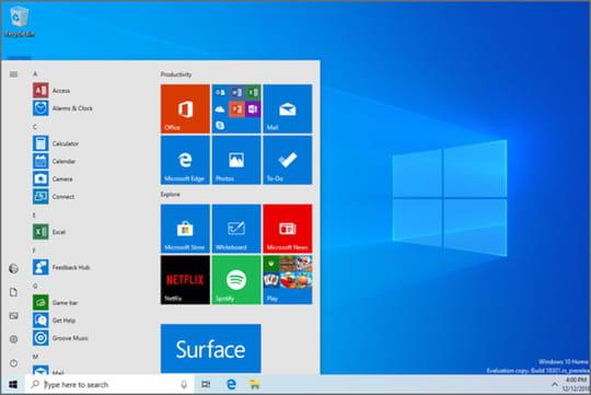 Windows10: plus qu'un an pour abandonner Windows 7