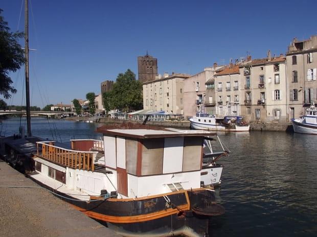 13e : Agde (Hérault), 2 696 euros le mètre carré