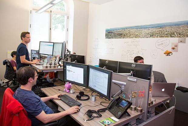 Salesforce séduit par les compétences françaises en ingénierie de l'information