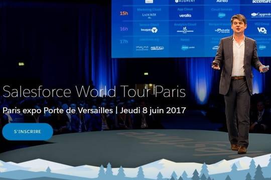 Salesforce prépare le lancement d'une plateforme de bots