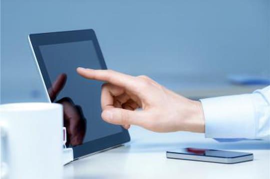 part du display sur tablettes