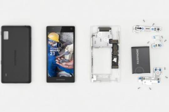 Fairphone 2 : la société néerlandaise dévoile son nouveau smartphone équitable