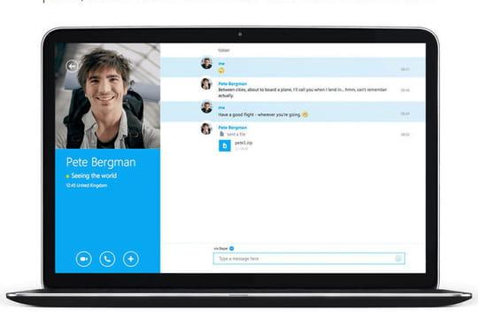 Windows 10 : Skype bientôt intégré dans Edge