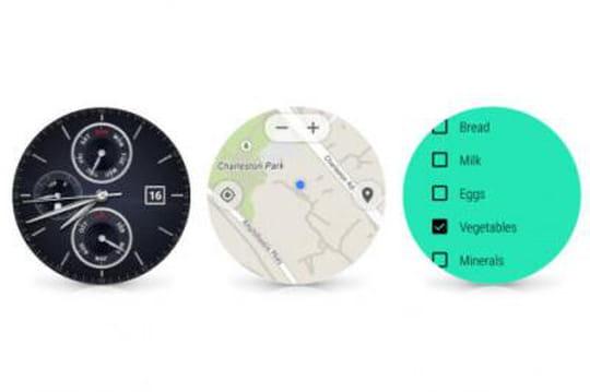Google met à jour Android Wear pour mieux rivaliser avec l'Apple Watch