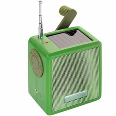 radio solaire et dynamo