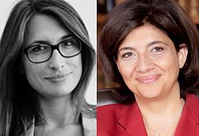 olivia luzi et christiane féral-schuhl, avocats associés au sein du cabinet