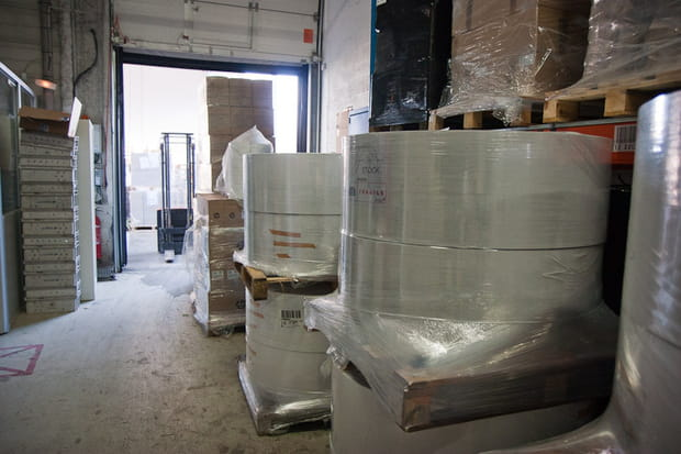500 tonnes de papier photo liquidées en décembre