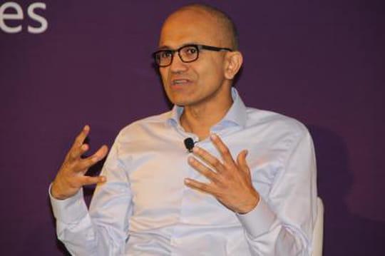 A Microsoft Ventures Paris, Satya Nadella conseille les start-up