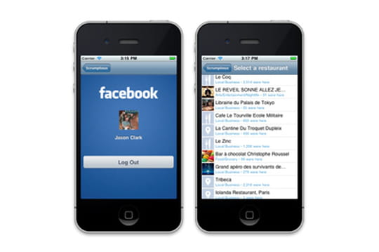 Le SDK de Facebook disponible pour iOS6