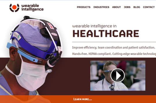 Google Glass: découvrez les premières applications pro certifiées