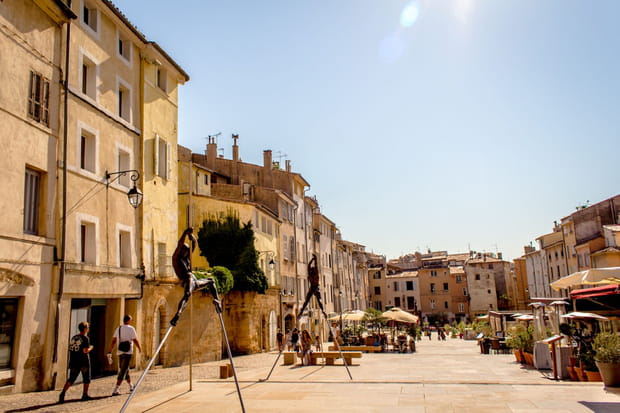 3 ex aequo : Aix-en-Provence