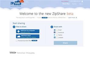 WinZip se lance dans le partage cloud de fichiers