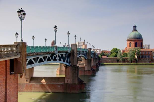 1re : Toulouse (Haute-Garonne), +4,78 points de hausse des impôts locaux