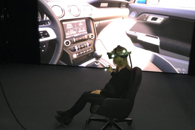 Immersion dans le laboratoire de réalité virtuelle de Ford