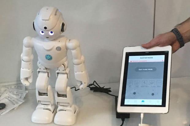 Lynx: le robot bipède équipé d'Alexa