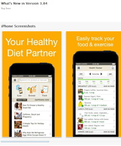 grâce à fooducate, vous serez un consommateur mieux informé.