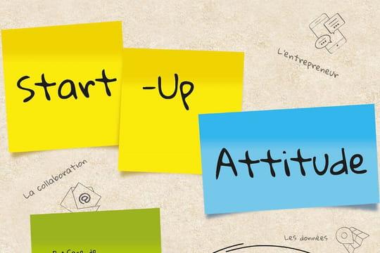 """Start-up Attitude"", le livre qui permet d'adopter l'esprit start-up"