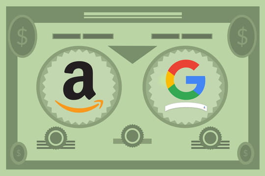 Comment Amazon a doublé Google sur le terrain de la finance