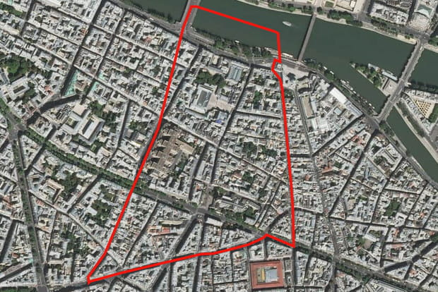 12e: Saint-Germain-des-Prés (6e arrondissement)